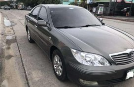Forsale Top of the line 2.4V 2002 Toyota Camry