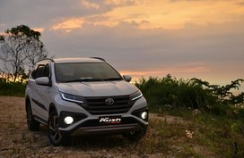 Toyota Rush 2018 Philippines: Full review & Comparison with the Xpander