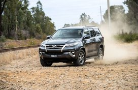 Toyota Fortuner 2018 Philippines review: Bold stance and macho looks