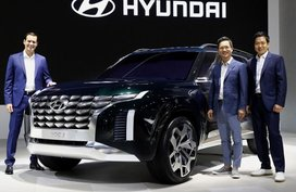 Hyundai plans for a rugged SUV to be set on par with Toyota Land Cruiser