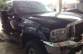 Ford Excursion V8 Diesel 2000 model Bullet Proof Level 6
