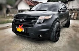 Ford Explorer Top of the Line 2012