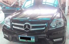 Used 2012 Mercedes-Benz Glk-Class for sale in Quezon City