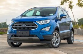 Philippine-spec Ford EcoSport 2018 updated with EcoBoost engine