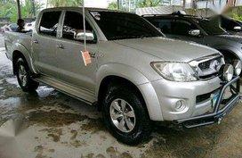 Toyota Hilux 2010 model, Overland