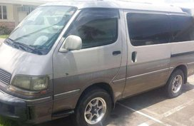 Toyota Hi-Ace 1KZ FOR SALE 1996
