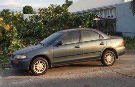 Mazda 323 Familia 98 efi. swap to multicab