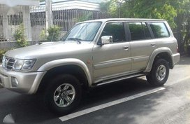 2003 Nissan Patrol ZD30 for sale
