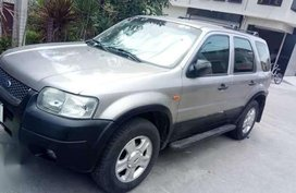 For sale in Good Condition Ford Esape 2002 Model