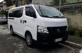 2016 Nissan Nv350 Urvan for sale