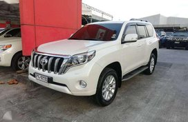 2015 Toyota Land Cruiser Prado at gas FOR SALE