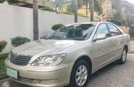 FOR SALE TOYOTA CAMRY 2002 Automatic transmission