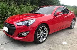 2016 Hyundai Genesis Coupe AT 4tkms only