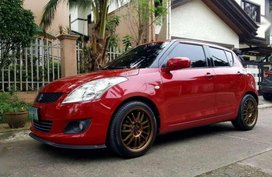 Good as new Suzuki Swift 2012