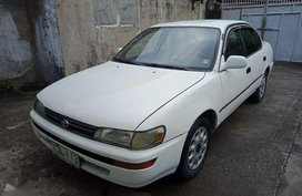 Toyota Corolla GLI 93 model for sale