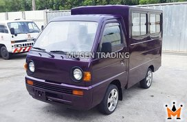 2018 SUZUKI CARRY FB units by Mugen Trading Motorworks