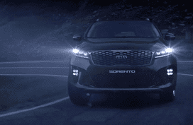 Kia Sorento 2019 facelift teased before its official launch in Malaysia