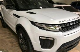 2018 Land Rover Range Rover Evoque for sale
