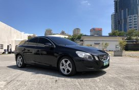 2012 Volvo S60 T4 Black For Sale