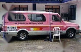 Mitsubishi Jeep xlt body with line for sale