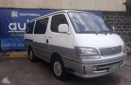 1996 Toyota Hiace 2.5L Manual Trasnmission Diesel