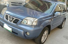Nissan X-trail 2005 Automatic Blue For Sale