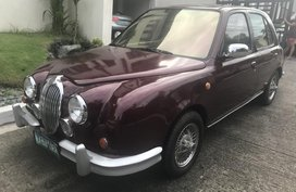 2002 Nissan Viewt Mitsuoka Red For Sale