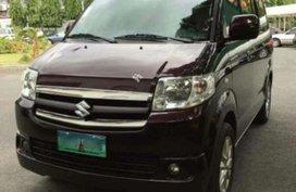 Suzuki APV Manual Transmission 2012 For Sale