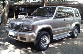 Isuzu Trooper Skyroof Model 2003 For Sale