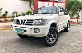 Nissan Patrol 2006 White SUV For Sale