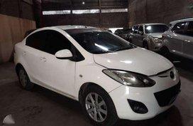 2012 Mazda New Mazda 2 White For Sale