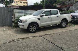 Ford Ranger XLT White Pickup For Sale