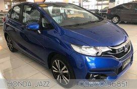 HONDA JAZZ New 2018 Blue For Sale