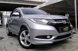 2017 Honda HRv 1.8 EL CVT Silver For Sale