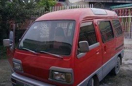 2005 Suzuki - Mini Van Red For Sale