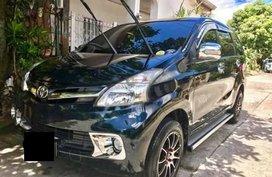Toyota Avanza 2012 Black For Sale