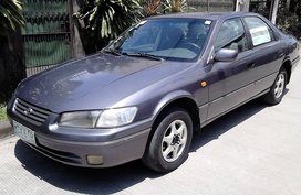 Toyota Camry 1998 Gray Sedan For Sale