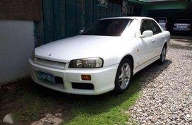 Nissan Skyline GT 4door 2000  FOR SALE