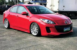 2013 Mazda 3 Sedan 1.6L Automatic For Sale