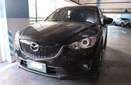 RUSH sale Mazda CX5 pro 2013 automatic black