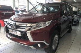 Mitsubishi MONTERO 2018 For Sales