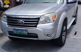 2012 Ford Everest 4x2 DIESEL Silver For Sale