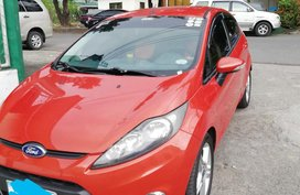 FORD FIESTA S 2012 1.6 Red For Sale