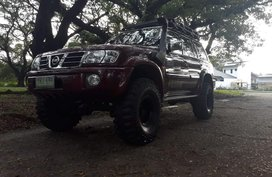 Nissan Patrol 2005 Presidential 4x4 For Sale