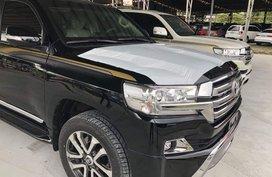 2018 Toyota Land Cruiser levelb6 Black For Sale