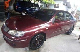2002 Nissan Sentra Exalta Grandeur GS At