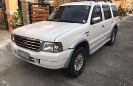 2003 Ford Everest Gen 1 for sale