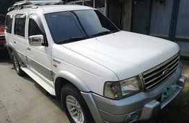 2005 Ford Everest XLT 4x4 Diesel MT For Sale