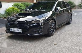 2018 Subaru Levorg Black  FOR SALE