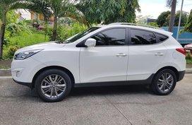 Hyundai Tucson 2015 Automatic Casa Maintained For Sale